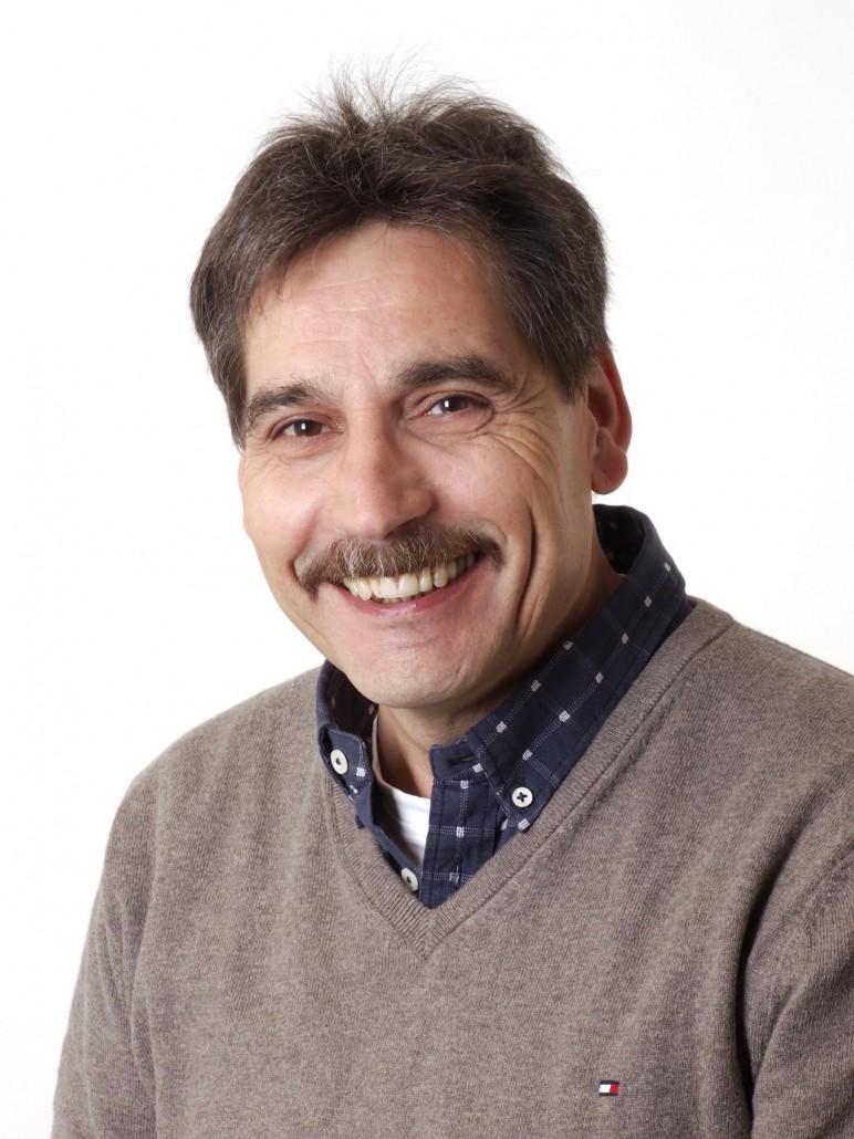 Marcel Blöchlinger, Inhaber und Geschäftsführer der Firma ThermConTec in Ziegelbrücke