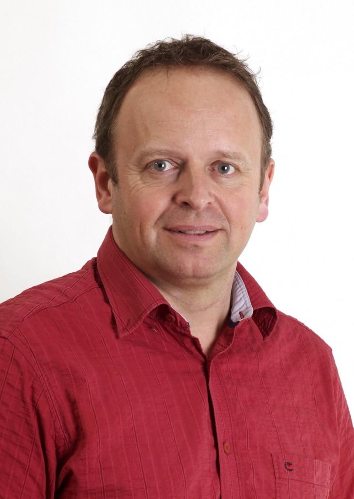 Peter Stäheli: Mitinhaber und Geschäftsführer der Firma Strässle Haustechnik AG in St. Gallen